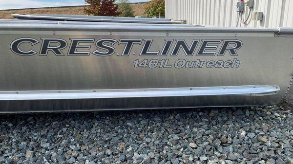 Crestliner 1461L Outreach B3362