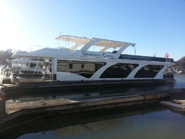 2013 Stardust Cruisers 18 X 85 Houseboat Sell Buy