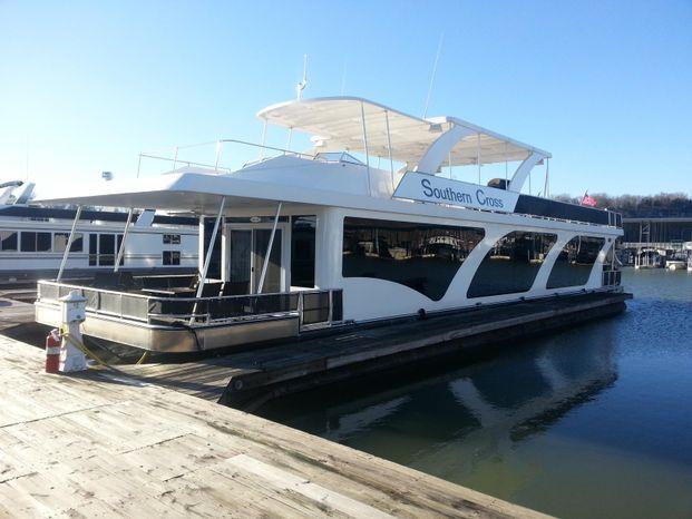 2013 Stardust Cruisers 18 X 85 Houseboat Sell BoatsalesListing