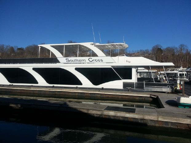 2013 Stardust Cruisers 18 X 85 Houseboat Sell Brokerage