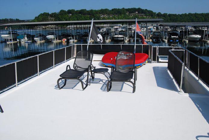 2013 Stardust Cruisers 18 X 85 Houseboat For Sale BoatsalesListing