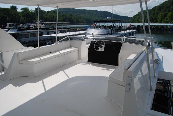 2013 Stardust Cruisers 18 X 85 Houseboat For Sale Broker