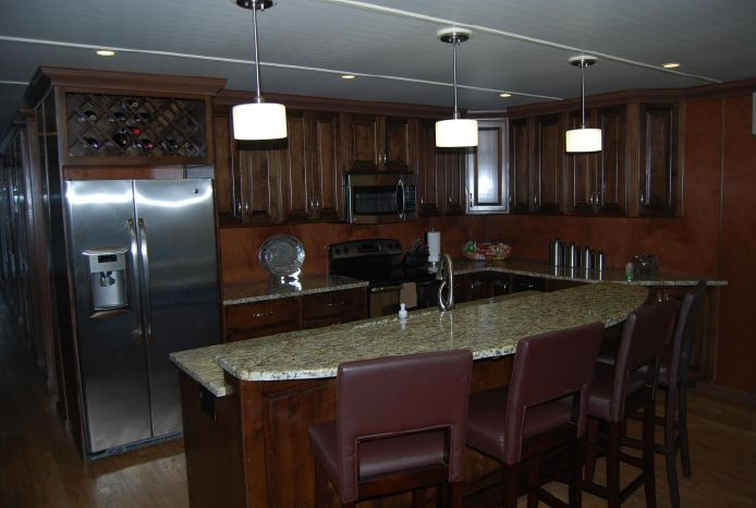 2013 Stardust Cruisers 18 X 85 Houseboat For Sale Maine