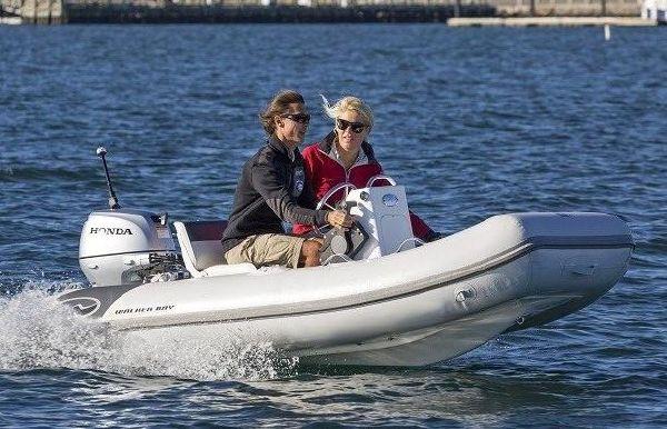 2020 Walker Bay Superlight 310 SLRX CONSOLE