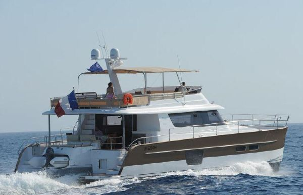 2017 Fountaine Pajot Queensland 55