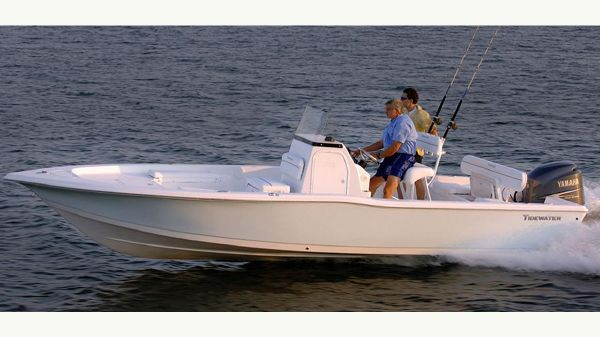 Tidewater 2400 Bay Max Manufacturer Provided Image