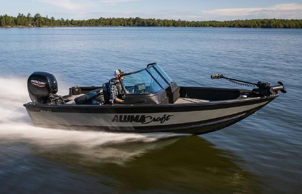 2021 Alumacraft Competitor Shadow 205 Sport