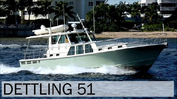 Dettling 51 Express Cruiser
