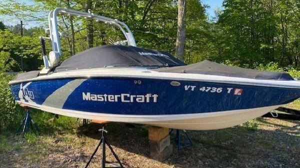 Mastercraft X-14V
