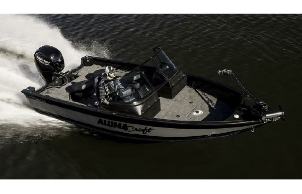 2021 Alumacraft Competitor Shadow 205 CS