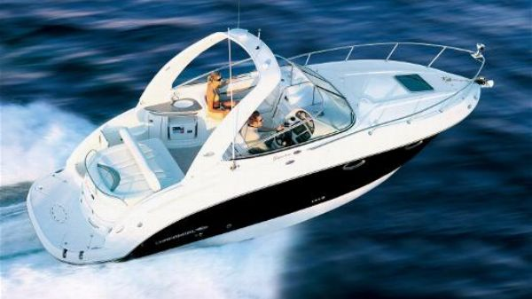 Chaparral 270 Signature Running Shot (Sistership)