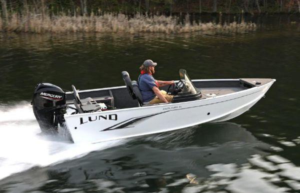 2020 Lund 1625 Fury XL SS