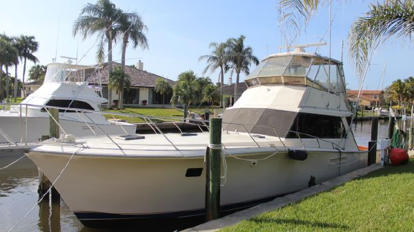Egg Harbor Custom 48 Sport Fish