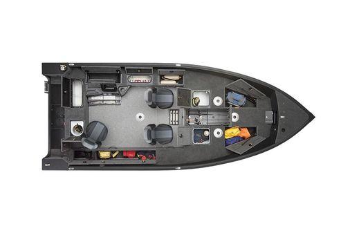Alumacraft Competitor Shadow 205 Tiller image