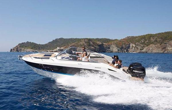 2021 Quicksilver 805 Cruiser