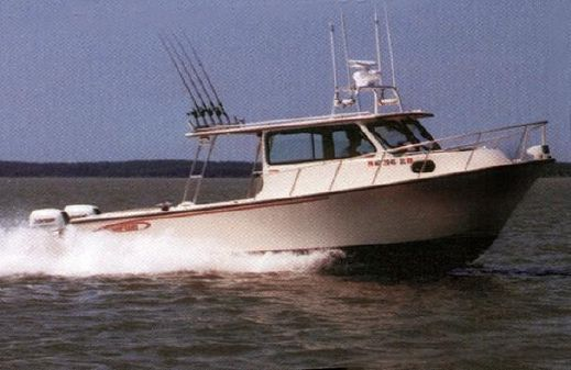 May-Craft 2700 Pilothouse Cabin image