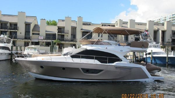 Sessa Marine 45 Flybridge