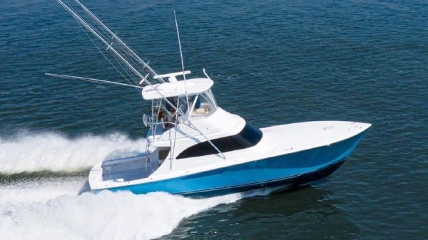 Viking 46 Billfish
