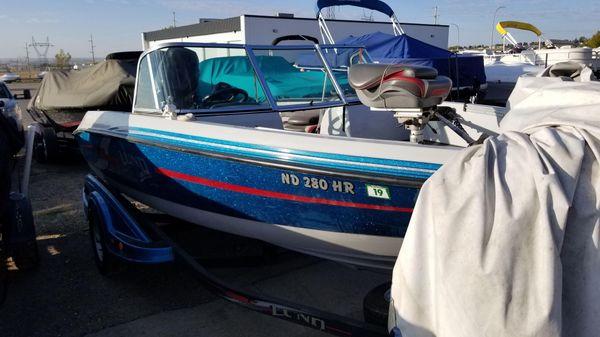 Lund 186 Fisherman GL
