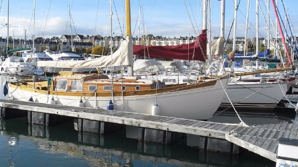 SeaCraft Tidewater Class based Classic Maurice Griffiths bermudan cutter