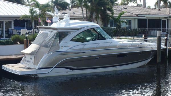 Formula 45 Yacht Rare Glass Aft Enclos Starboard profile