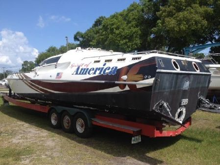 Cougar Offshore Racing Hull image
