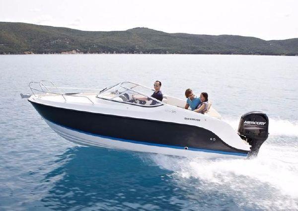 Quicksilver 595 Cruiser image