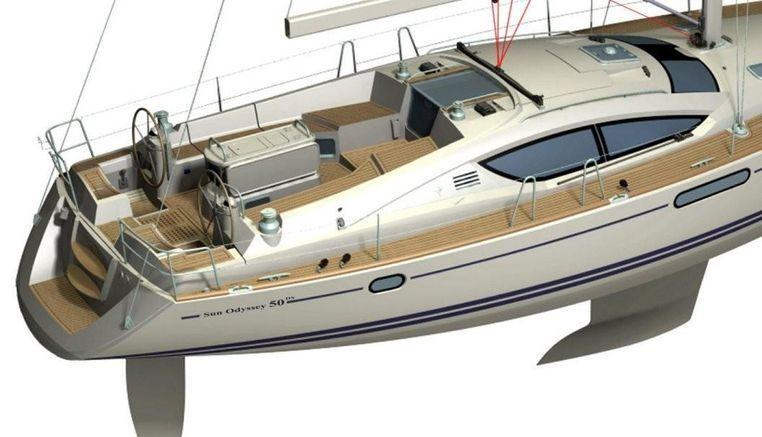 2012 Jeanneau BoatsalesListing Connecticut