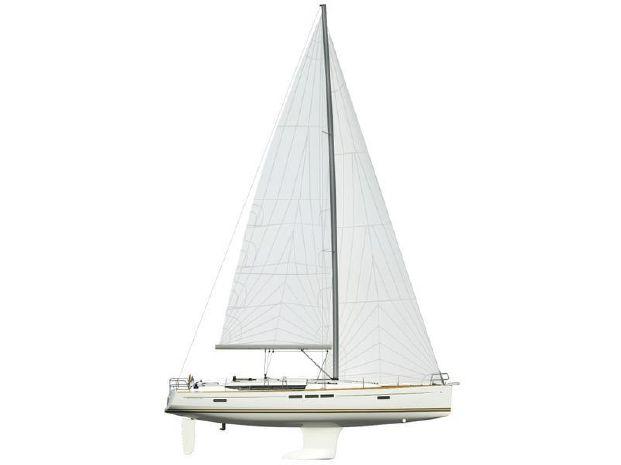 2012 Jeanneau BoatsalesListing Massachusetts