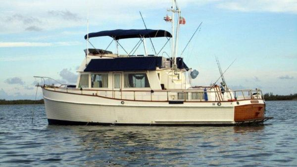 Grand Banks 42 Classic (updated)