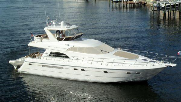 Neptunus Flybridge Motoryacht