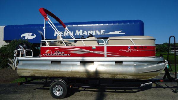 Used Sun Tracker New & Used Tracker Boats Fairfield, Ohio