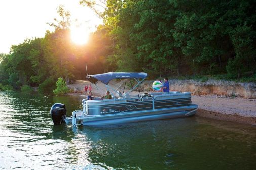 Sun Tracker Party Barge 24 DLX image