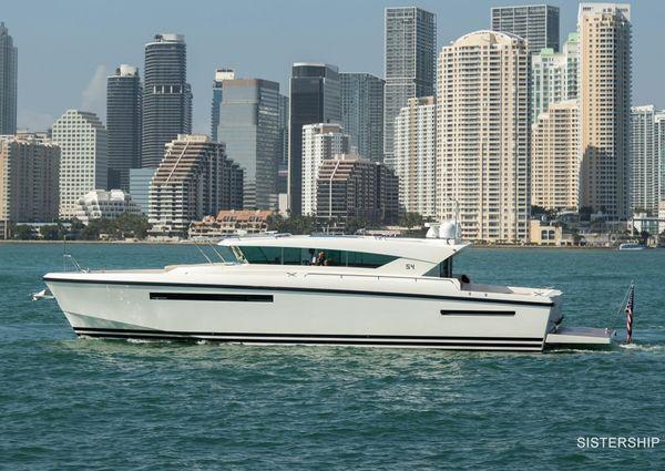Delta Powerboats 54 Carbon image
