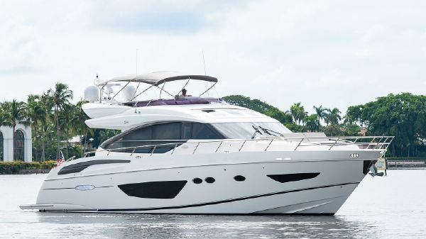 Princess S72 Motor Yacht
