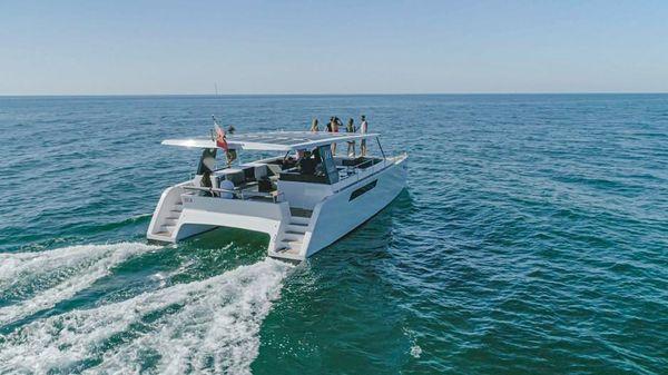 Catamaran Sun Concept CAT 12