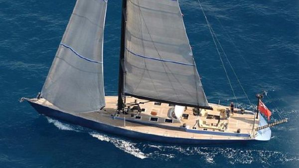 Wally Yachts Wally 83