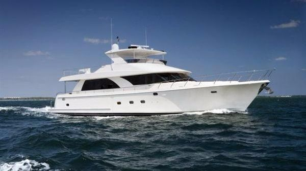 Ocean Alexander 74 Open Flybridge