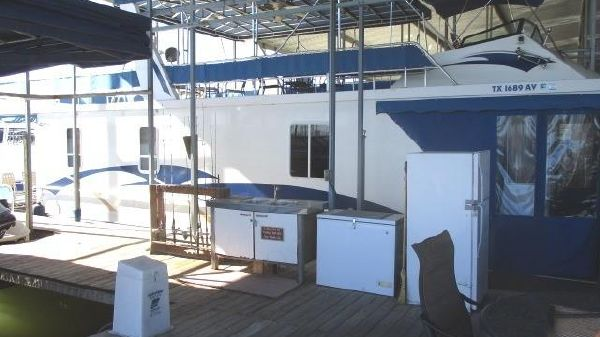 Lakeview 55 Houseboat