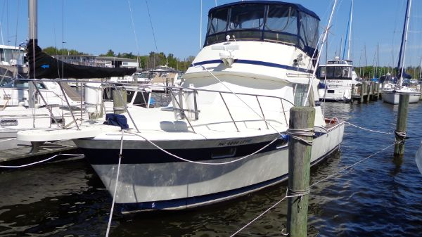 Chris-Craft 36 Commander