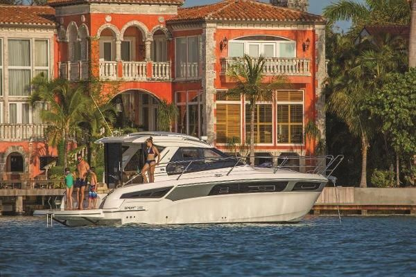 2016 Bavaria Yachts USA Sport 360 Coupe