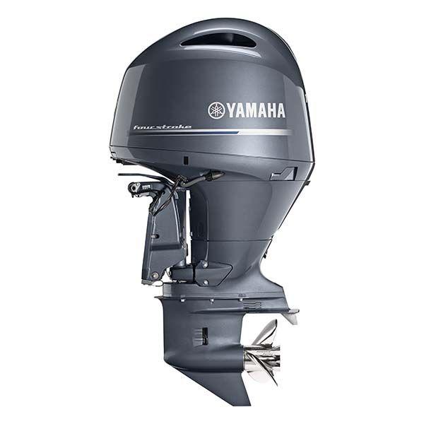 Yamaha F200 I-4 2.8L Mechanical 25