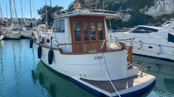 Llaut menorquin yachts 100