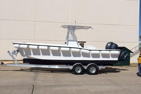 Custom Pumpout Boat