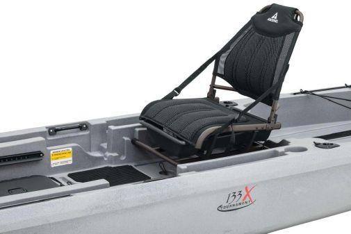 Ascend 133X Sit-On (Titanium) image