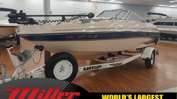 Glastron GX 205 Ski & Fish