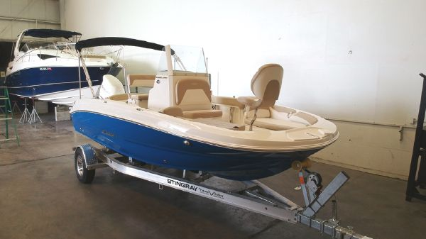 Stingray 206 Center Console