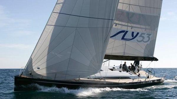 Sly Yachts SLY 53