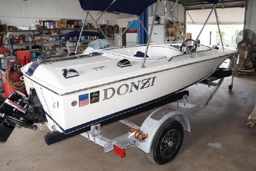 Donzi Sweet 16 with trailer image