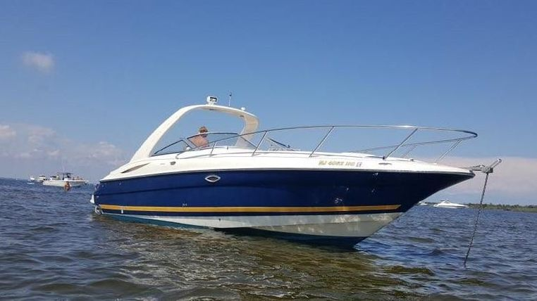 2002 Monterey 298SC Cruiser Forked River New Jersey
